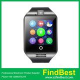 No. 1 Hot Sale Q18 Curved Screen 1.3m Camera Smart Watch