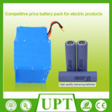 36V 42V 4.4ah 10s2p Li-ion Lithium Ion Battery Pack for Electric Scooter