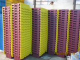 Nesting Container, Attached Lid Container, Storage Container (PK6040)