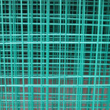 Low Carbon Steel PVC Coated Welded Wire Mesh
