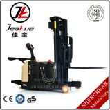 2017 High-Quality 1t Lift Height Reach Electric Stacker