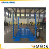 Movable mechanical Parking System for Garge Use