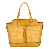 Women PU Leather Designer Fashion Handbag (MBLX033111)