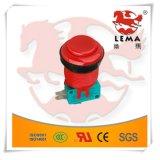 Lema Waterproof Electrical Push Button Switch Pbs-002