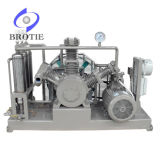 Brotie Totally Oil-Free H2 Gas Booster Compressor Pump