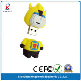 Gift PVC 2GB Custom USB Flash Stick