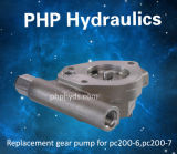 Gear Pump, Pilot Pump, Charge Pump for Komatsu PC210-6 Excavator Hydraulic Pump Hpv95