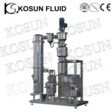 Stainless Steel High Efficiency Thin Film Evaporator