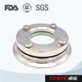 Stainless Steel Hygienic Flanged Sight Glass