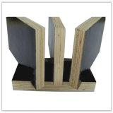 Black Film Faced Concrete Finger Joint Plywood