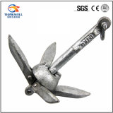 Galvanized Casting Malleable Type B Folding Anchor