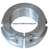 Aluminium Die Casting Plug with CNC Machinery Proceed