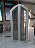 Good Energy Saving Double Glazing Side Hung Solid Wood Window
