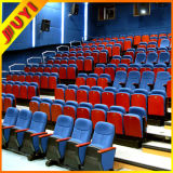China Supplier Hardwood Auditorium Theater Chair with Foam Portable Stage Platform