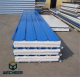 75mm Thickness EPS Polystyrene Roof Sandwich Panel