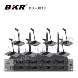 Kx-D818 Pll 8CH UHF Wireless Conference System