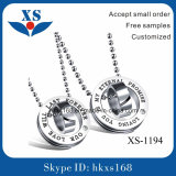 New Arrival 316L Steel Necklace Pendant
