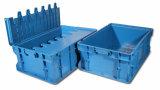 Plastic Storage Box in Blue, Storage Container (PK-F2)