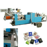 Fully Automatic Handkerchief Tissue Paper Folding and Packing Machine Production Line