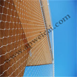 Ss304 Knitted Cable Mesh for Balcony Protecting Mesh
