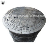 Storm Drain Manhole Cover with Specify Alternate Marking & Lifting Devices