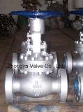 """Cast Steel 3"""" 1500lb Globe Valve (J41H-150LB-8)"""