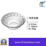 Glass Bowl Cup Good Price Glassware Kb-Hn0179
