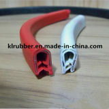 Universal Silicone Rubber Extrusion Car Seal Strip