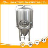 Draft Beer Equipment, Customized Craft Beer Machine, Jacket Fermentation Tank