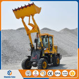 China Mini Loader Price 1.2 Ton Loader Zl12 Wheel Loader Farm Tractor Ce ISO