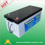 12V Deep Cycle Gel Battery for Solar Power System 180ah