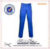 Industrial Functional Multipockets Pants with Bellow Pocket