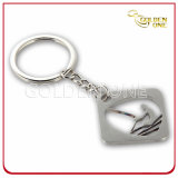 Customized Design Cut-out Metal Keychain for Sport