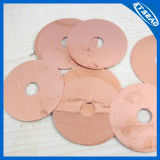 Custom Copper Thin Washers, Thin Copper Sealing Washer