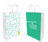 Kraft Paper Bag / Paper Bags / Shopping Paper Bags (TW-GWD0008)