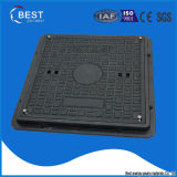 Composite SMC 400*400mm Sewerage Manhole Cover with Frame