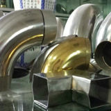 304 42.1*1.5mm Stainless Steel Elbow
