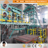 Batch-off Cooling Line Rubber Sheet Cooling System