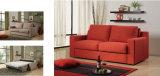 Modern Living Room Floding Fabric Sofa Bed (HC802)