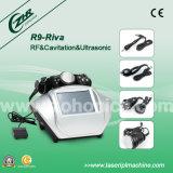6 In1 Cavitation Vacuum Monoplolar RF Bipolar RF Beauty Machine