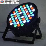 Wholesale 54*3W RGBW Indoor Plastic LED PAR