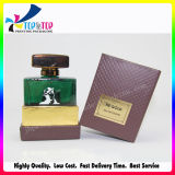Pink Color Fancy Paper Perfume Box for Man Perfume