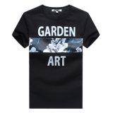 Factory Made Men′s Heat Tranfer Printing T-Shirt
