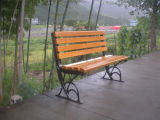Outdoor Wooden Bench, Park Bench (BH14001)