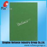 4mm F Green /Light Green Tinted Float Glass