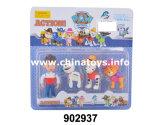 "Newest Kids Toys Dog Set Toys Plastic 3"" Doll (902937)"