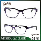 Latest Design Stainless Glasses Frame Eyewear Eyeglass Optical 37-244