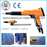 High Quality Enamel Powder Spray Gun for Enamel Powder Coating