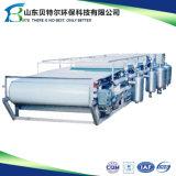 Mine Use of Vacuum Belt Filter Device