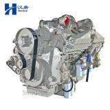 Cummins KTA50-G series diesel motor engine for power generator set